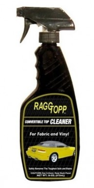RaggTopp Fabric/Vinyl Cleaner