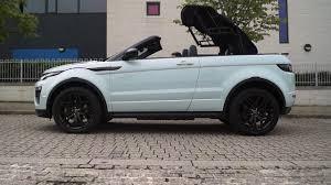 Cabriokap module Range Rover Evoque vanaf 2016