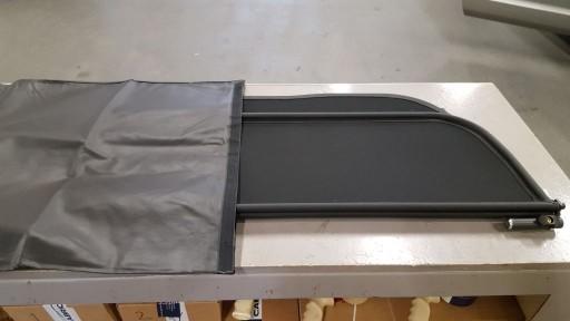 Beschermhoes nr 8 windscherm 145 x 65 cm