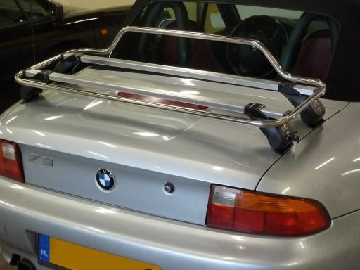 Bagagerekje BMW Z3 RVS Summer