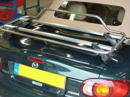 Bagagerekje Mazda MX5 RVS Summer