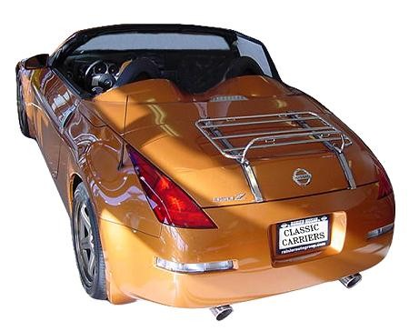 Bagagerekje Nissan 350ZR