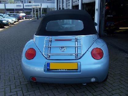Bagagerekje VW Beetle Cabriolet