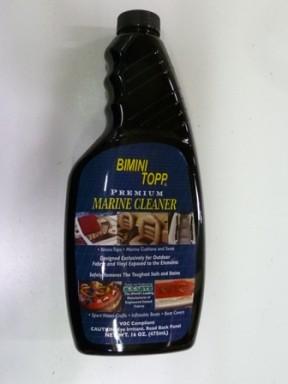 BIMINI TOPP Fabric/Vinyl Cleaner voor uw bootkap