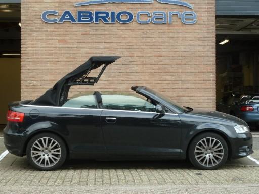 Cabriokap module Audi A3 t/m 2013