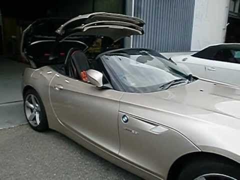 Cabriokap module BMW Z4 E89
