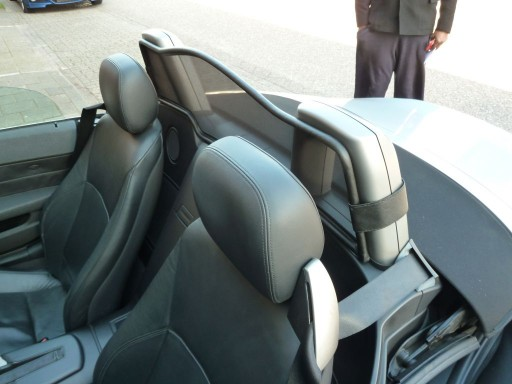 Windscherm BMW Z4
