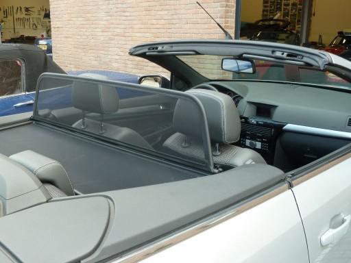 Windscherm Opel Astra G