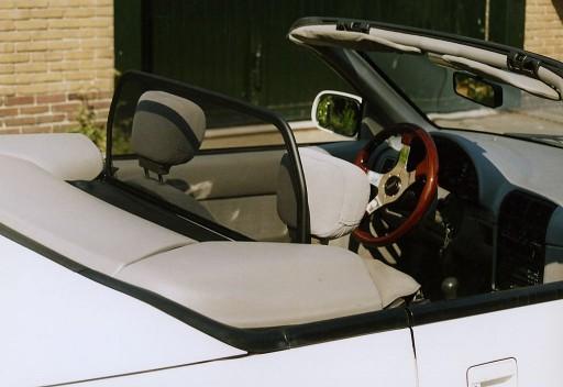 Windscherm Suzuki Swift