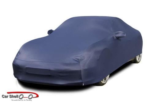 Afdekhoes (maathoes) Porsche 996 & 997 blauw