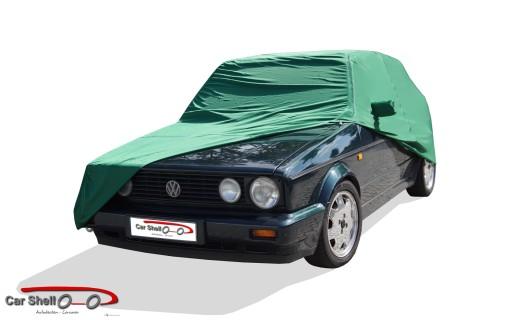 Afdekhoes (maathoes) VW Golf Mk1 groen