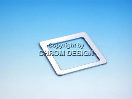 Frame elektrische spiegel-bediening (verchroomd)