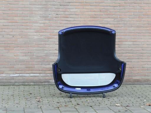 Hardtop BMW Z3 Velvet Blue 379
