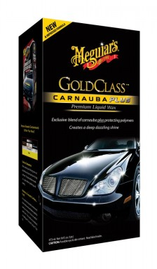 Meguiars Gold Class Premium Carnouba Liquid Wax