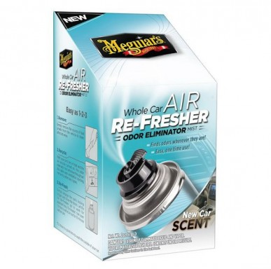 Meguiars New Car Scent Air Refreshner