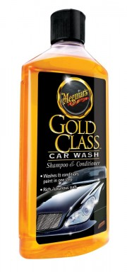 Meguiars. Gold Class Car Wash Shampoo