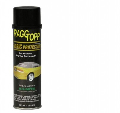 RaggTopp beschermer cabriokap stof