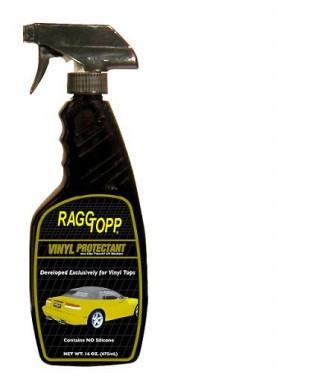 RaggTopp beschermer cabriokap vinyl