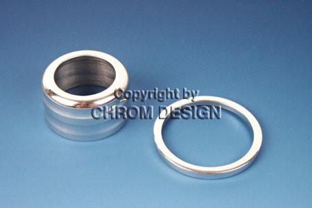 Ring en huls voor sigarettenaansteker
