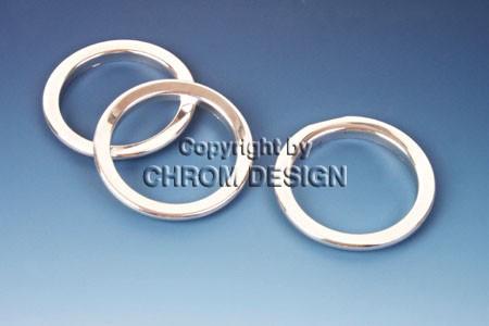Ringen voor schakelaars middenconsole