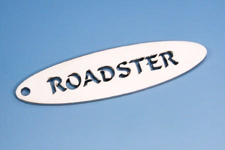 Sleutelhanger Roadster