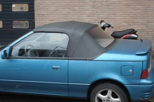 Softtop Suzuki Swift 1992–1995