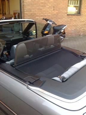 Windscherm BMW E30 1986-1993