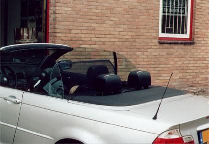 Windscherm BMW E46 2000-2007