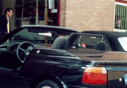 Windscherm BMW Z1