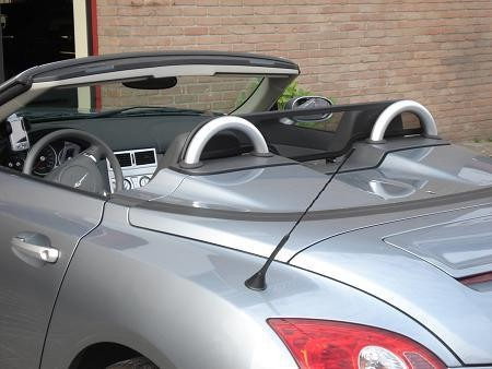 Windscherm Chrysler Crossfire