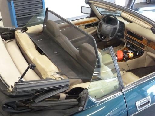 Windscherm Jaguar XJS 2+2
