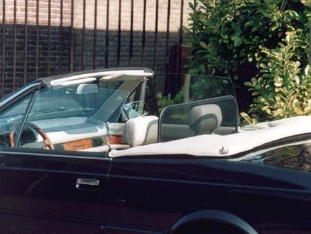 Windscherm Maserati BiTurbo