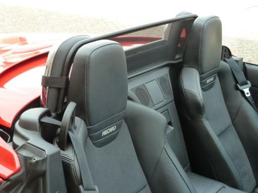Windscherm Mazda MX5 NC