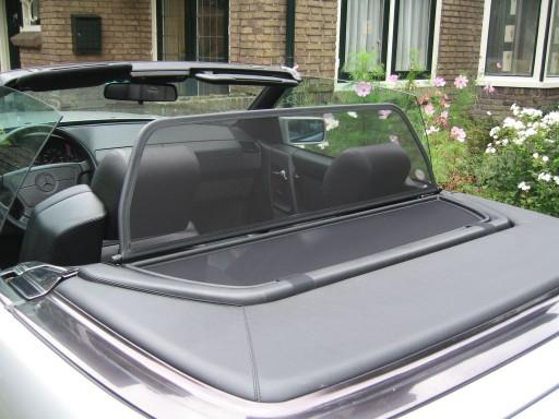Windscherm Mercedes SL R129