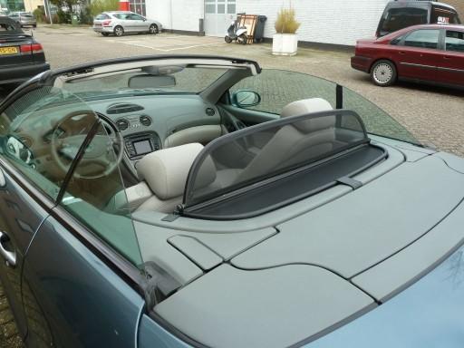 Windscherm Mercedes SL R230