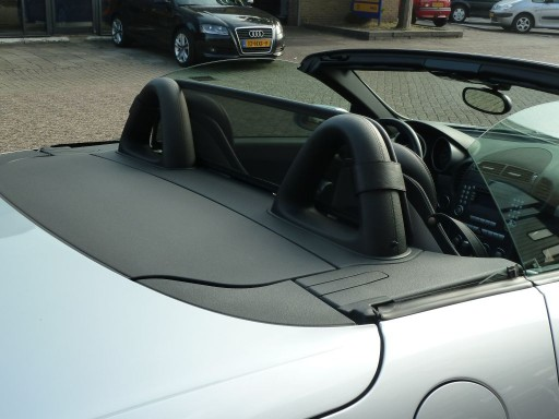 Windscherm Mercedes SLK 171