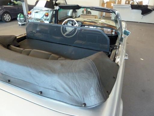 Windscherm Mercedes W111 cabriolet