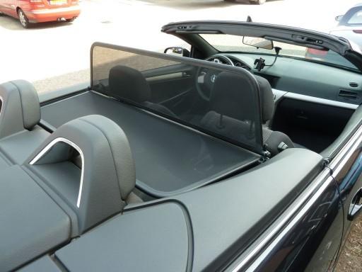 Windscherm Opel Astra H CC