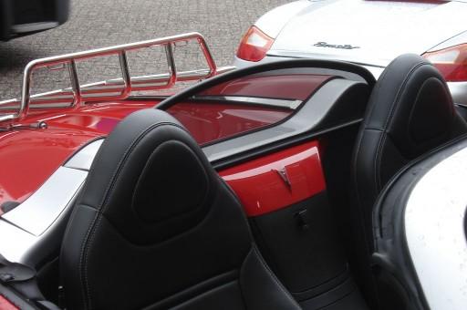 Windscherm Opel GT