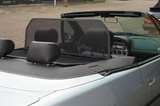 Windscherm Peugeot 306