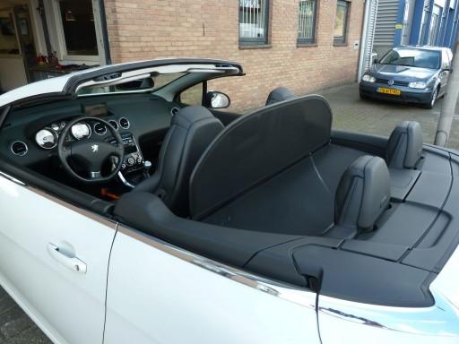 Windscherm Peugeot 308CC