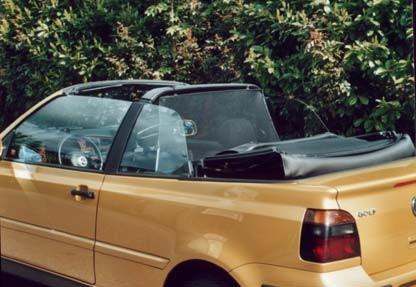 Windscherm VW Golf III/IV 1993-2003