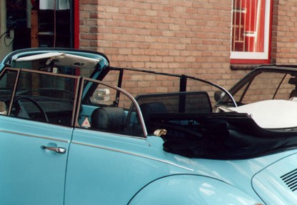 Windscherm VW Kever