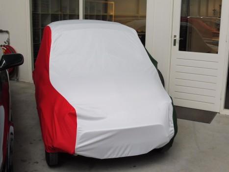 Wat een leuke hoezen voor de Fiat 500 Classic!