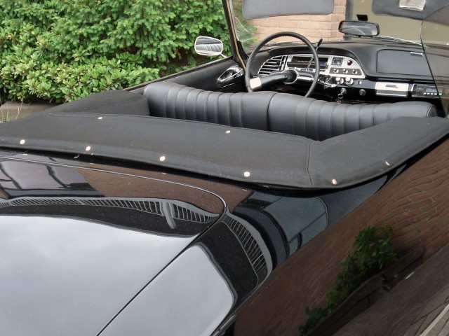 Citroën DS kaphoes Sonnenland Classic