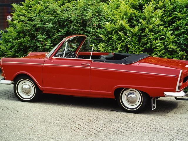 DKW kaphoes Sonnenland Classic