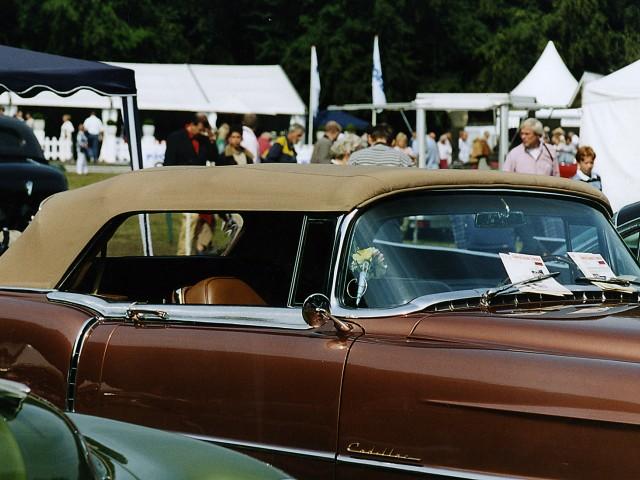 Cadillac Eldorado, softtop Stayfast beige