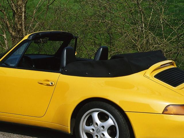 Porsche 993 kaphoes Sonnenland Classic