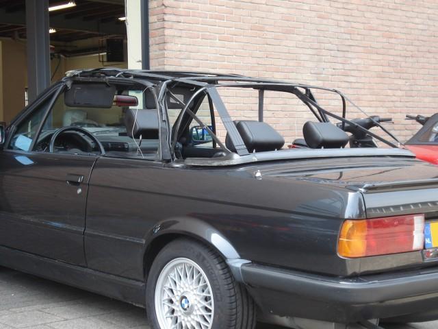 Cabriokapframe BMW E30