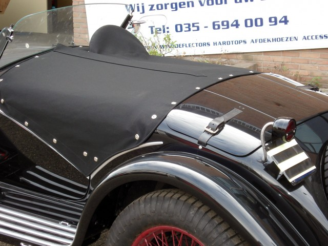 Alfa Romeo 1750 Touring 1933 / Tonneau Sonnenland Classic zwart